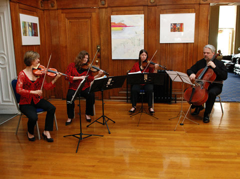 Greenwich String Quartet